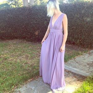 Lulu's formal dress